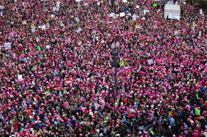 Women's March on Washington, January 21, 2017i